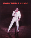 Gary Numan Fan Club Year Book 1986